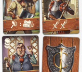 Card Templates & Illustrations
