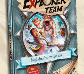 Explorer Team Volume 3
