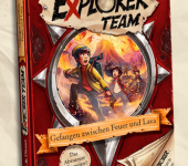 Explorer Team Volume 4