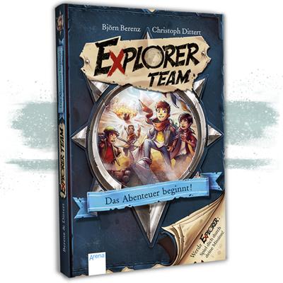 Explorer Team Volume 1