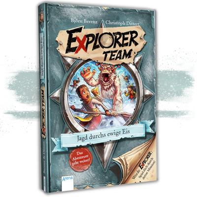 Explorer Team Volume 3