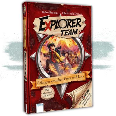 Explorer Team Volume 4