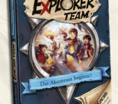 Explorer Team Volume 1