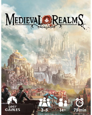 Medieval Realms – Graphic Design